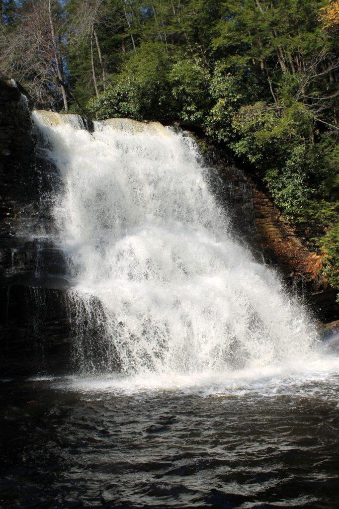 Muddy Creek Falls, MD.