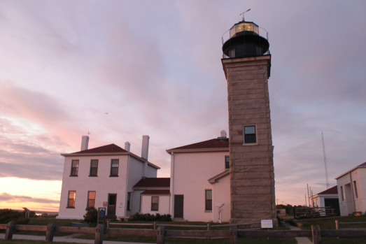 Beaver Tail Lighthouse, Rhode Island.