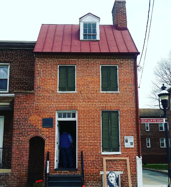 Edgar Allan Poe house, Baltimore