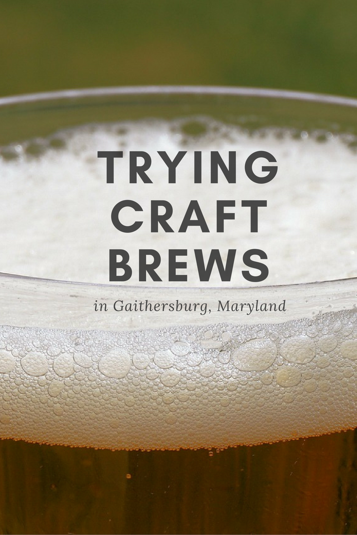 Craft brew lover? Try these spots outside of D.C. in Gaithersburg, MD.