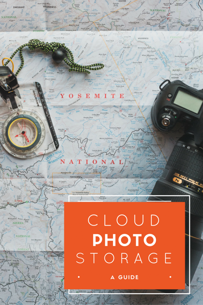 How do you choose the right cloud photo storage option for you? Here's a guide to the top three options.